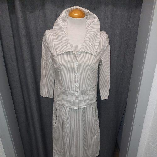 Kleid und Jacke , Firma Simclan